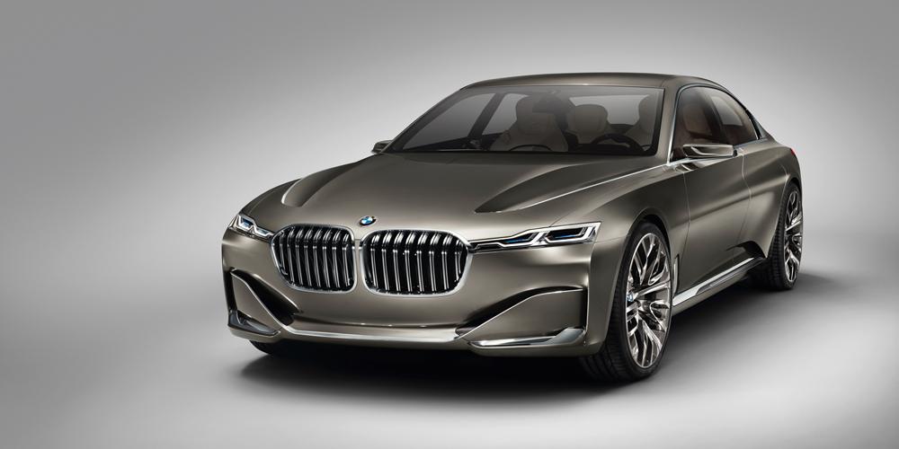 BMW Vision Future Luxury (2014)