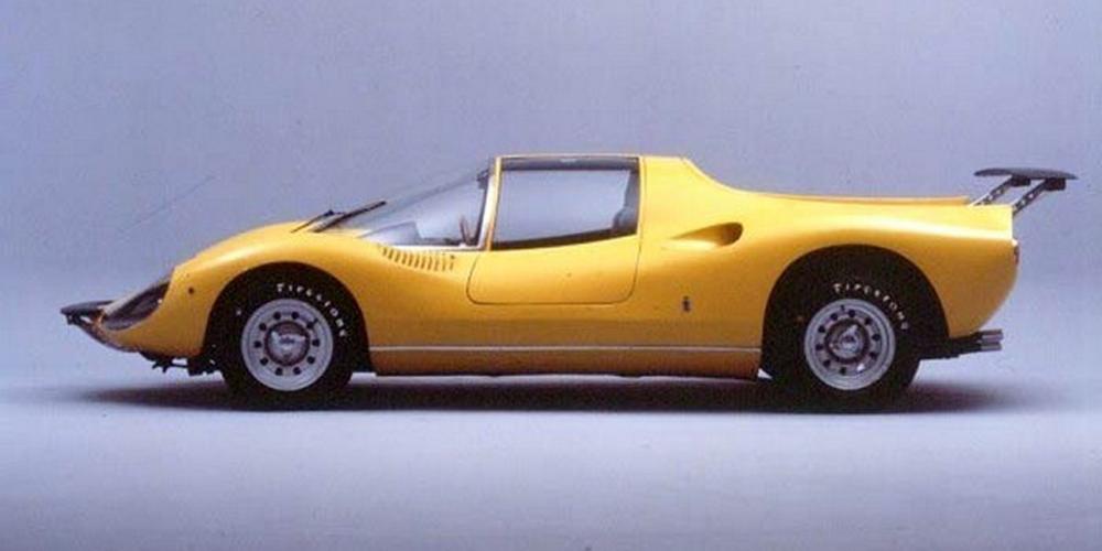 Ferrari Dino Berlinetta Competizione (1967)