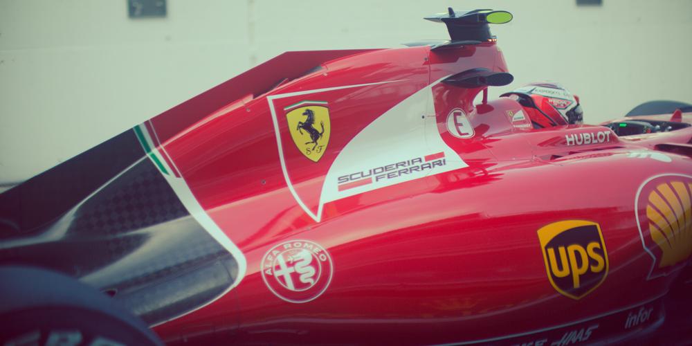 Ferrari SF15-T (2015)