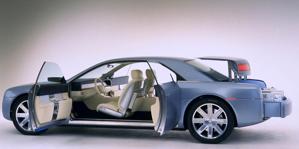Lincoln Continental Concept (2002)