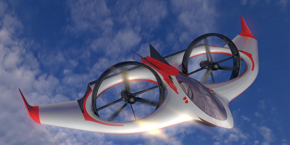 Agusta Westland Project Zero (2013)