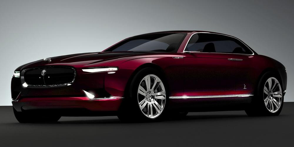 Jaguar B99 Bertone (2011)
