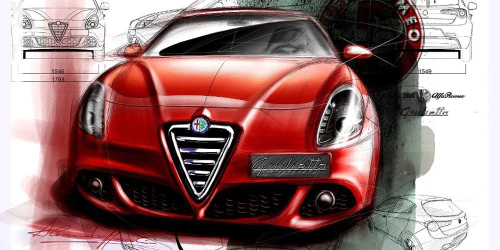 Alfa Romeo Giulietta (2010)