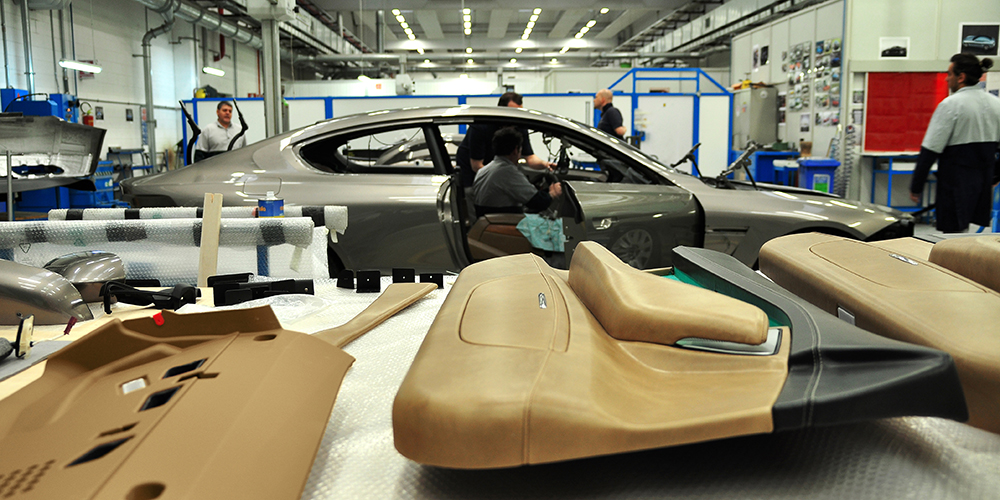 BMW Pininfarina Gran Lusso Coupé (2013)