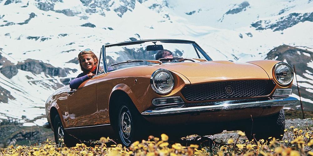 Fiat 124 Spider (1965)