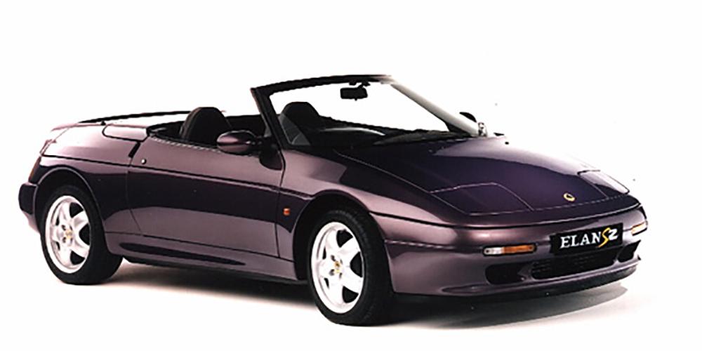 Lotus M100 Elan (1989)