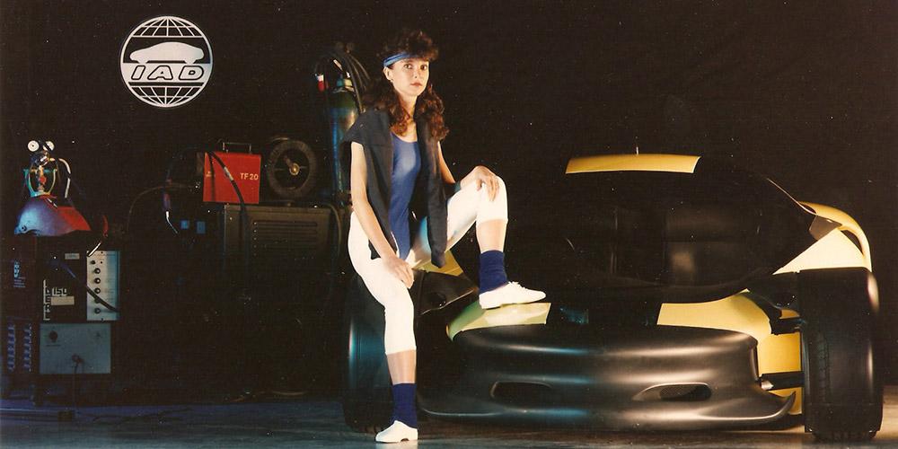 I.A.D. Venus (1989)