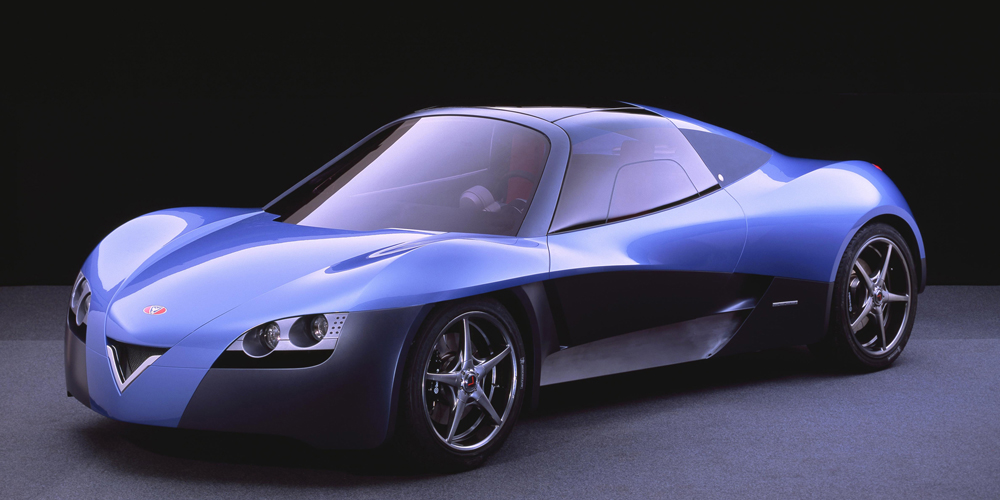 Venturi Fétish Concept (2002)
