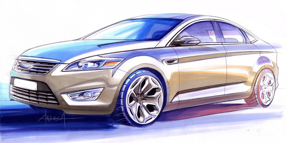 Ford Mondeo (2007)