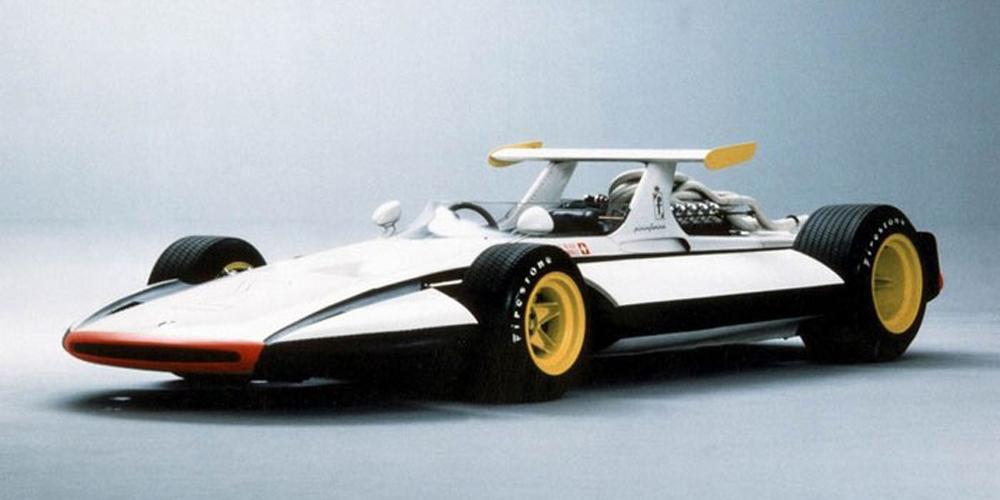 Ferrari Sigma Grand Prix (1969)
