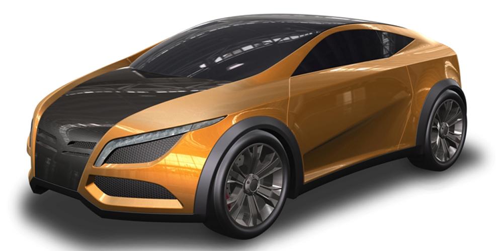 Audi TT Concept Bonetto Design (2008)