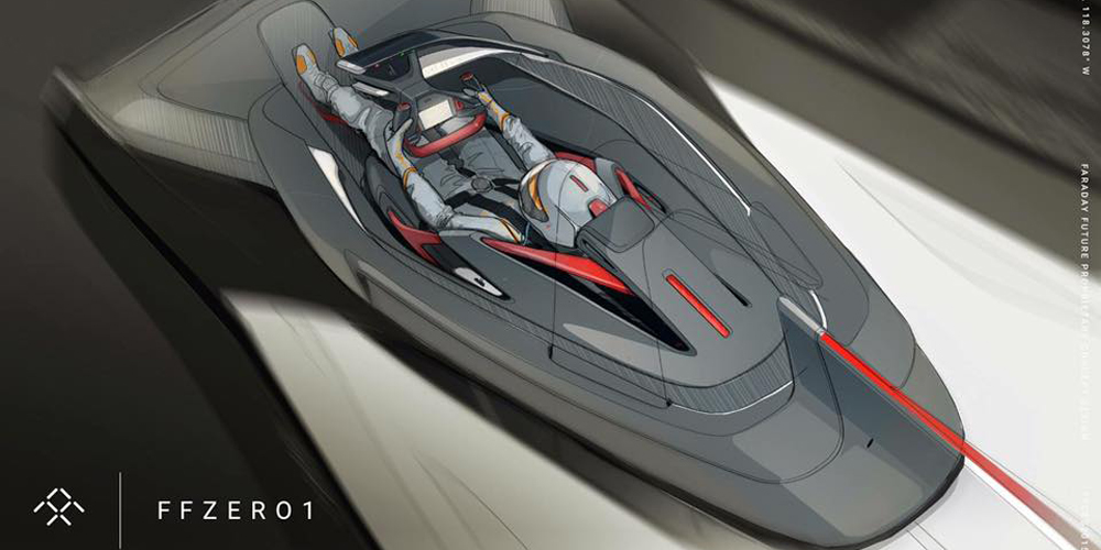 Faraday Future FFZERO1 (2015)