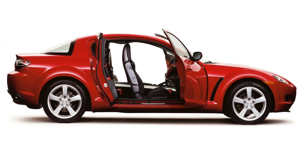 Mazda RX-8 (2001)