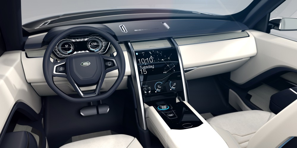 Range Rover Discovery Vision Concept (2014)