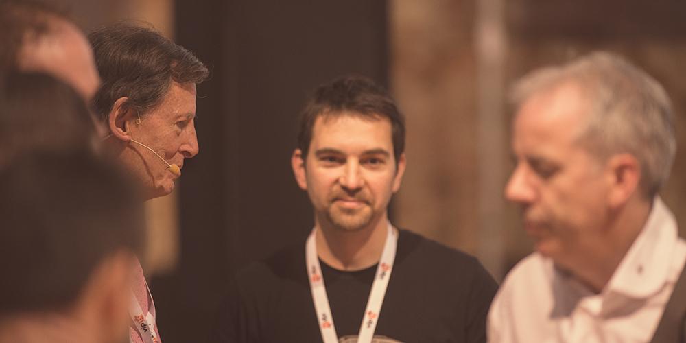 Tom Tjaarda, Eric Gallina and Chris Longmore