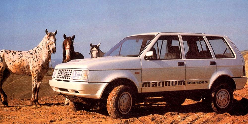 Rayton-Fissore Magnum 4×4 (1985)
