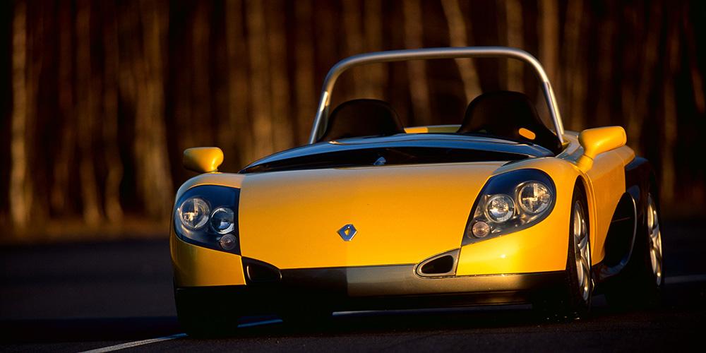 Renault Spyder (1996)