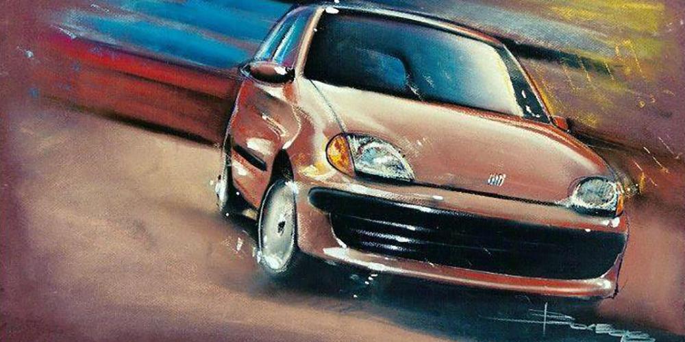 Fiat Seicento (1996)