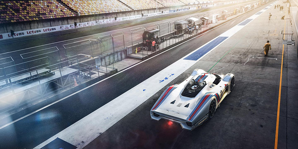 Porsche 908/04 Concept (2015)