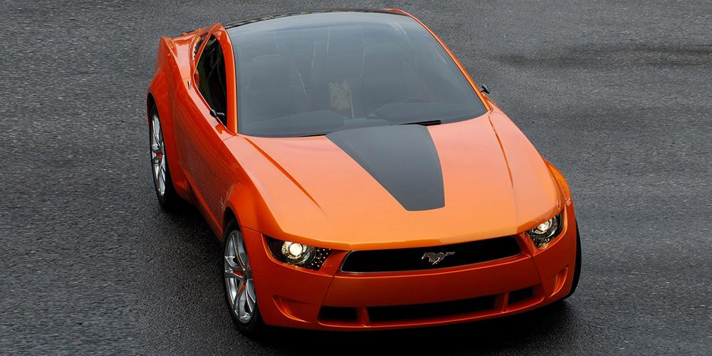 Mustang by Giugiaro (2006)