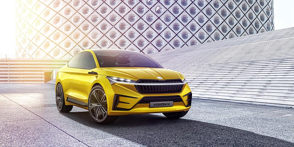 Škoda Vision iV Concept (2014)