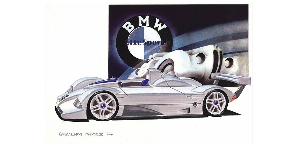 BMW LM99 (1999)