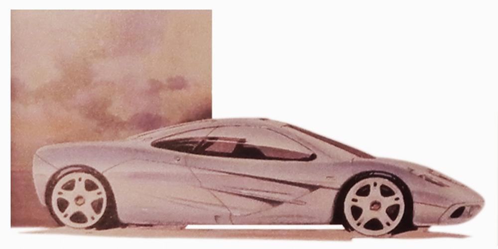 McLaren F1 (1992)