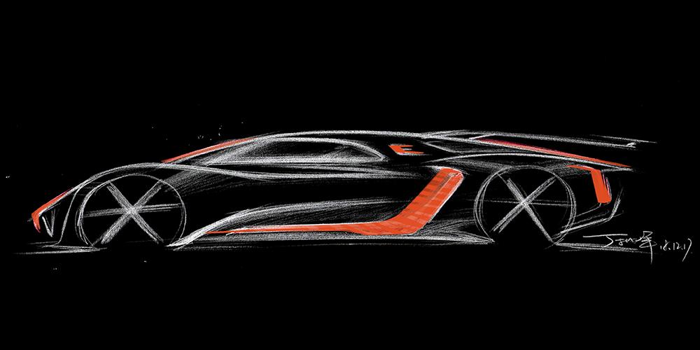 Hongqi S9 Concept (2019)