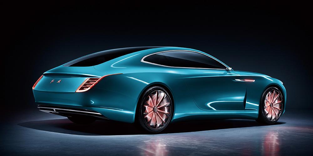Hongqi E–Jing GT Concept (2018)